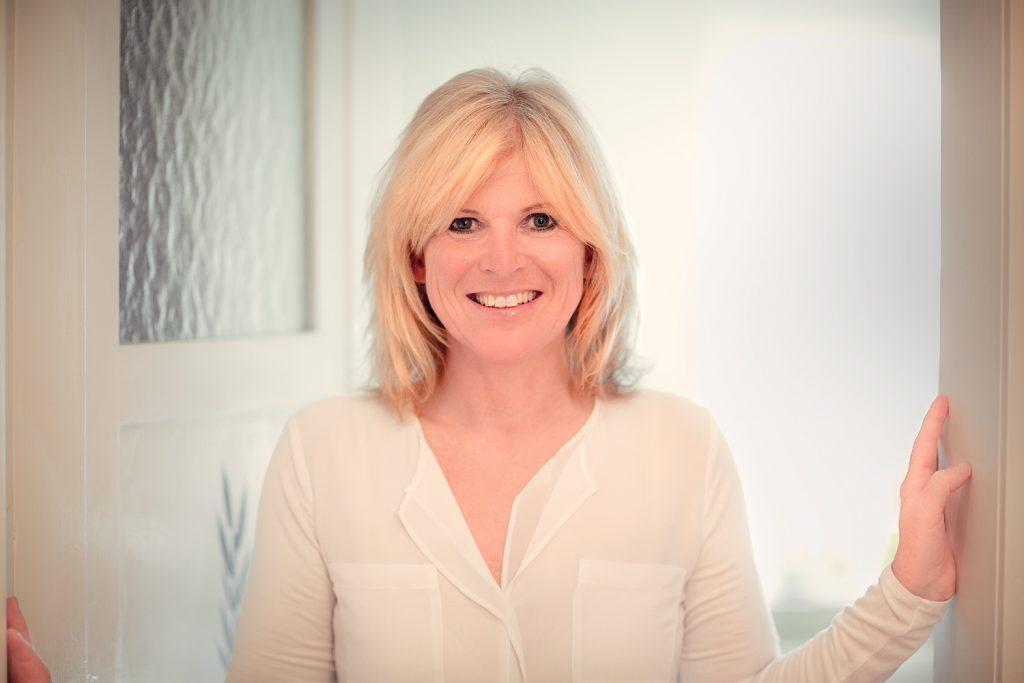 Claudia Schilbe ihre Kosmetikerin in Eschwege